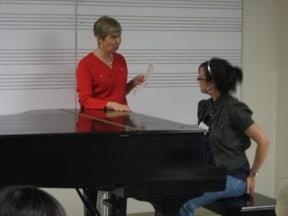 Music Moves For Piano - mit Marilyn Lowe @ Kammermusiksaal Ehrenbreitstein | Koblenz | Rheinland-Pfalz | Deutschland
